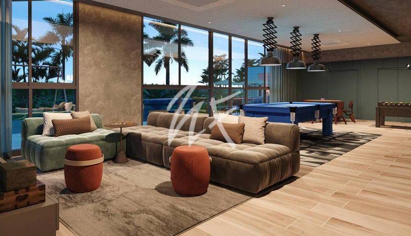 Apartamento com 3 Quartos e 2 banheiros à Venda, 100 m² – Perdizes