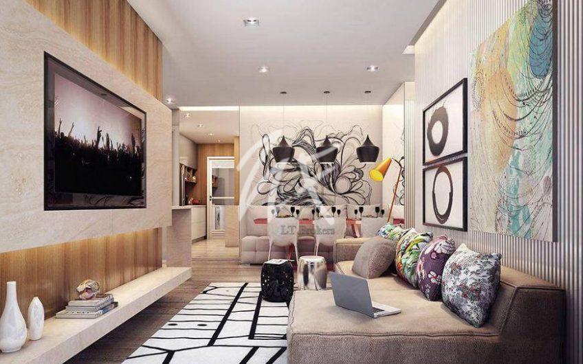 Apartamento com 2 Quartos e 2 banheiros à Venda, 62 m²