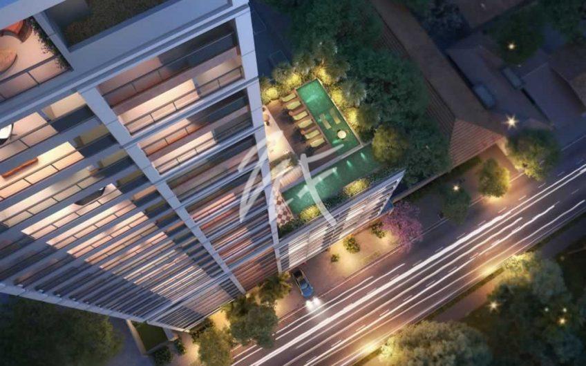 Apartamento 3 Dorms, 1 Suite, 95m² – Perdizes